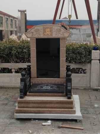 石雕墓碑生产