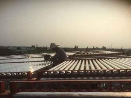 太阳能蒸汽锅炉