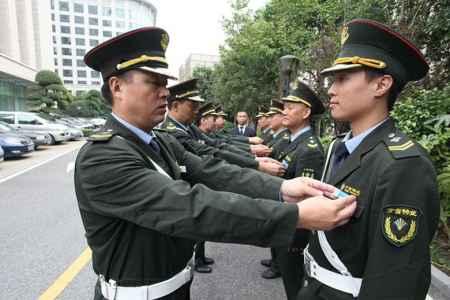 武汉安保公司哪家好