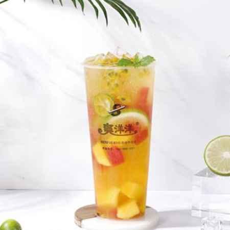 广东水果茶加盟