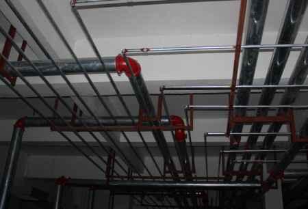 各种消防施工专业承包