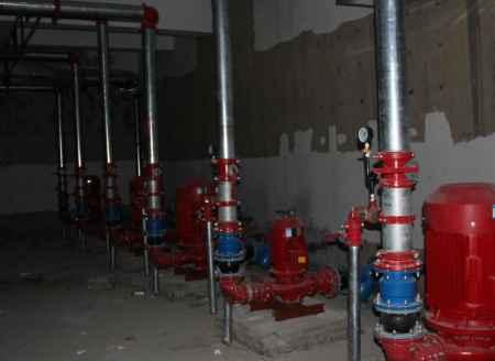 专业消防工程施工