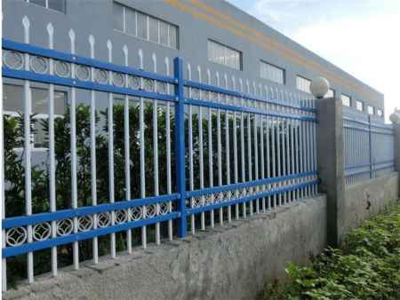 锌钢围墙防护栏生产厂家