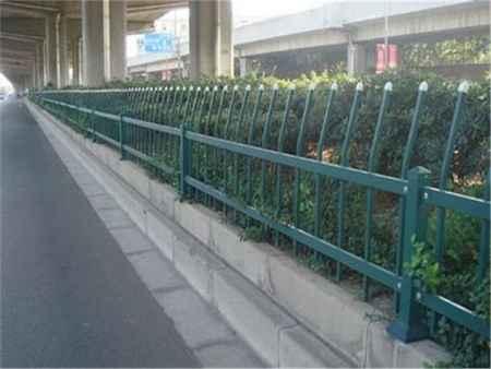 绿化护栏厂家安装