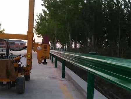 河南乡村路波形护栏生产厂家