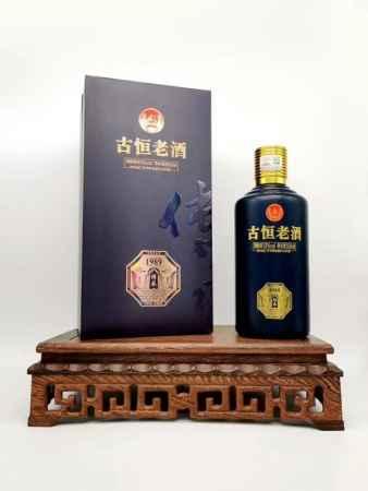 古恒老酒酱香型白酒生产工厂