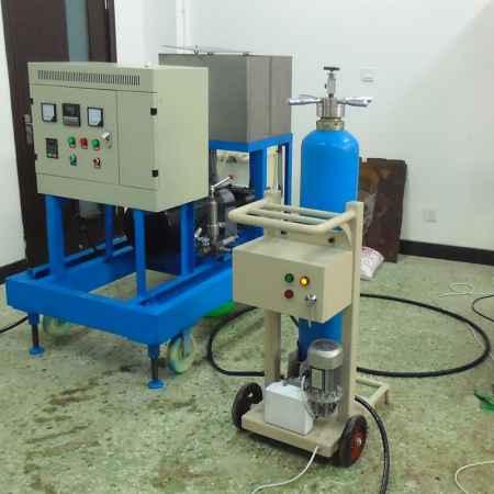 南京便携式水刀切割机