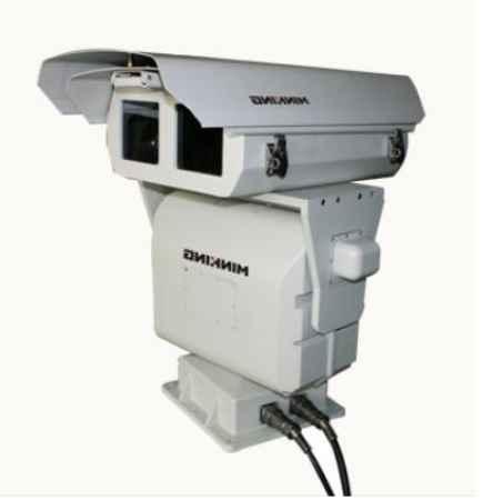 常州网络高清热成像智能云台摄像机MG-TK65-IP200PX-IR-NH2