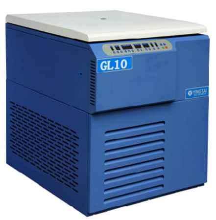 GL10高速大容量冷冻离心机