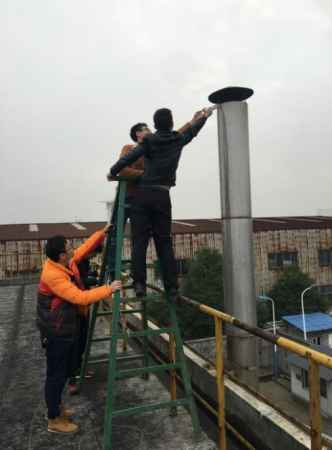 空气废气检测
