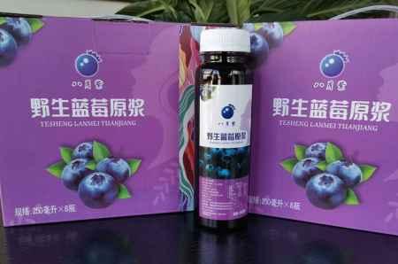 蓝莓原浆批发报价