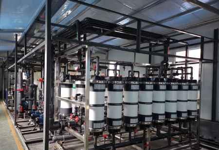 环保污水工程-膜脱氧原理