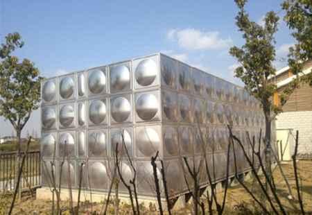 不锈钢装配式水箱价格