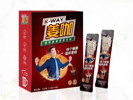 北京速溶姜咖冲剂生产厂家